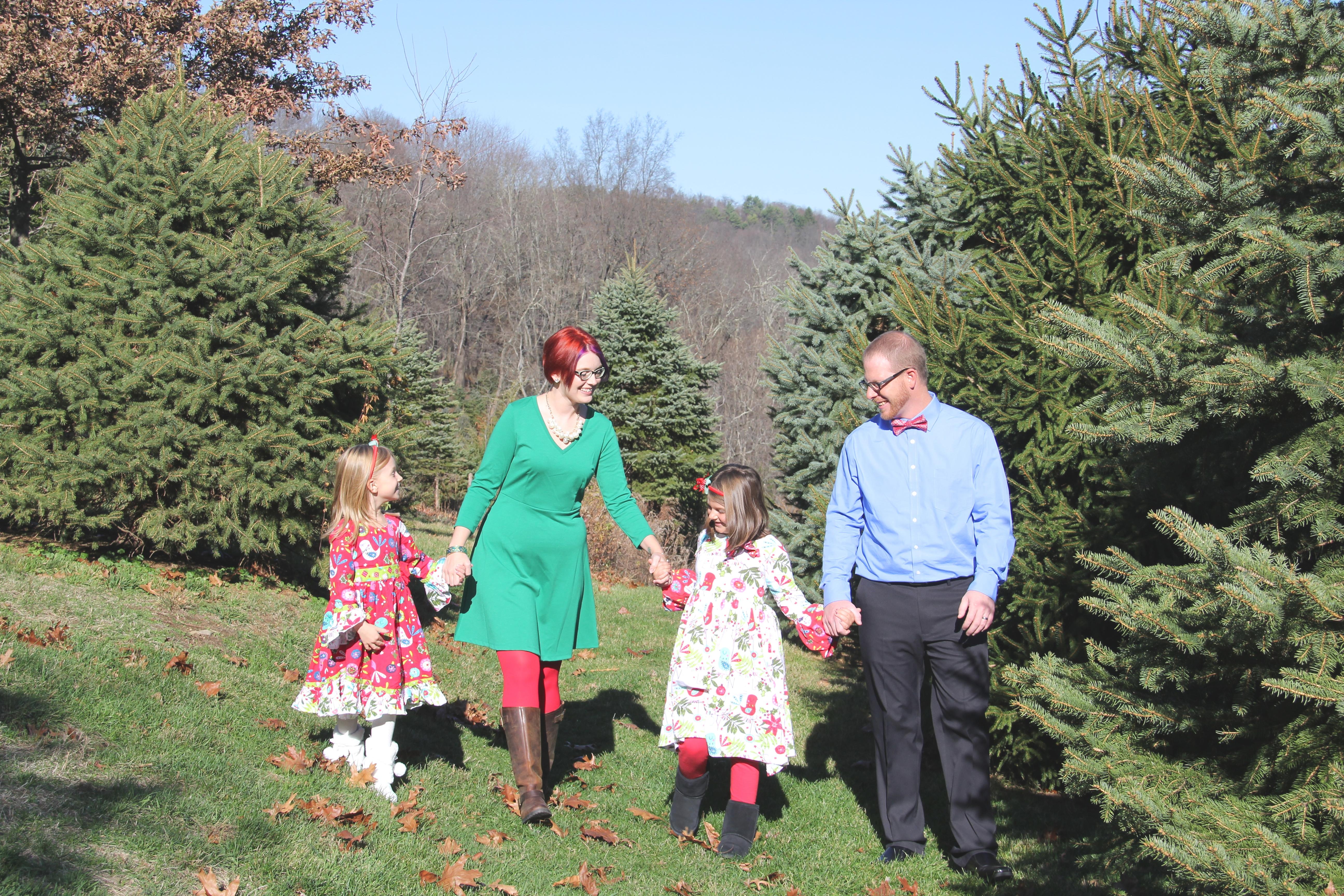 mough family hardwig photography